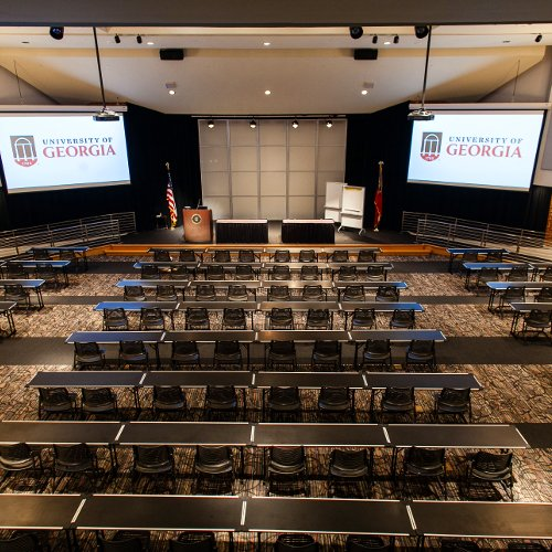 World-Class Conference Facilities in Athens, Georgia