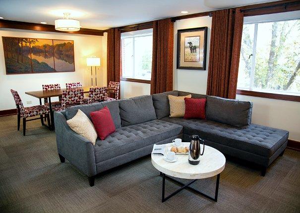 Hotel Suites in Athens, GA