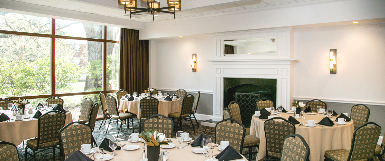 Oak Room - Lavish banquet room in Athens, GA