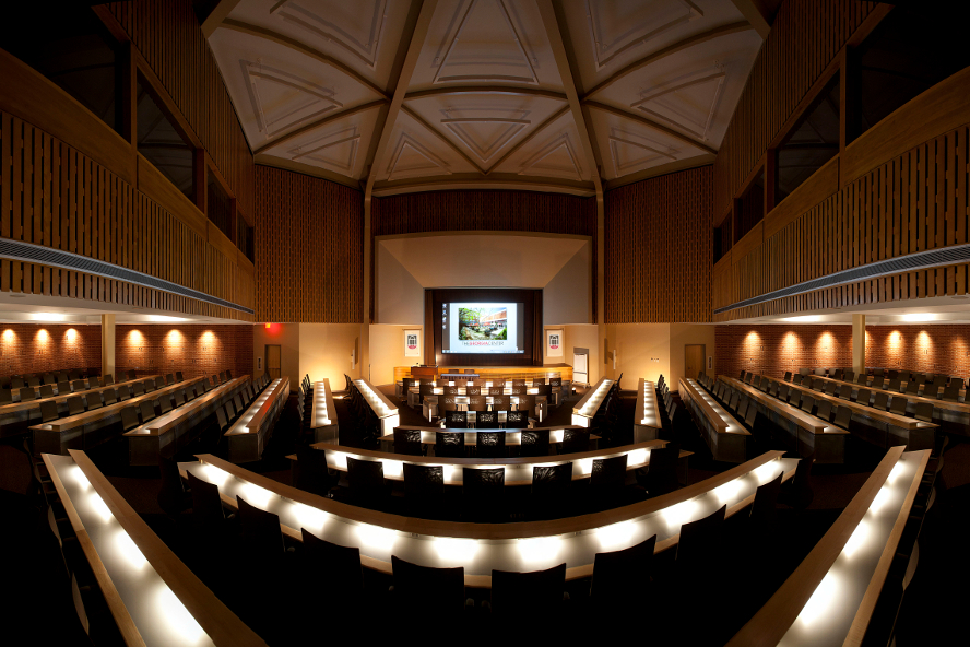Masters Hall - Amphitheater-style meeting space in Athens, Georgia