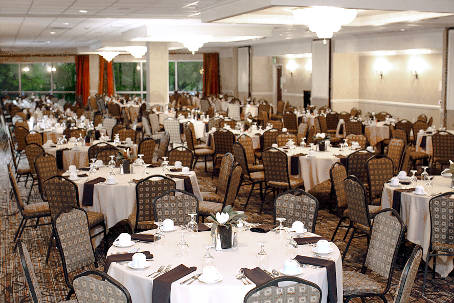 Magnolia Room - Large banquet space in Athens, GA