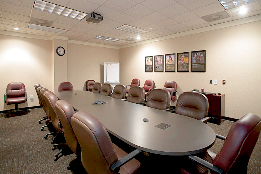 University Boardroom located at the UGA Hotel