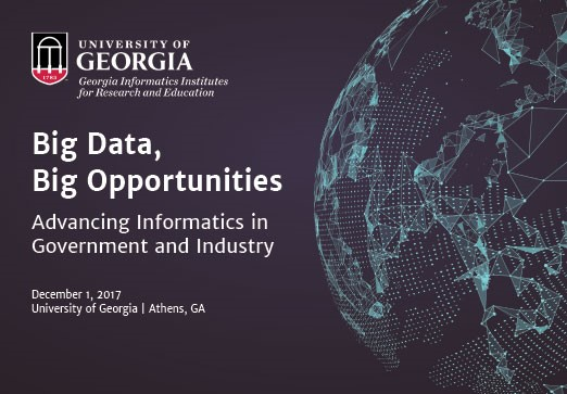 UGA Advancing Informatics in Government and Industry