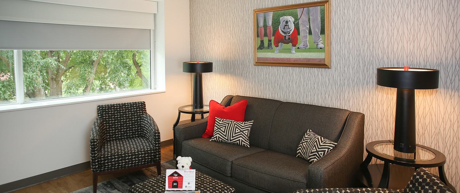 Uga Suite Living Room