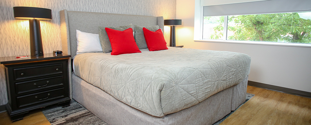 Uga Suite Bedroom