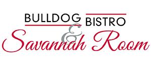 Bulldog Bistro Savannah Room logo