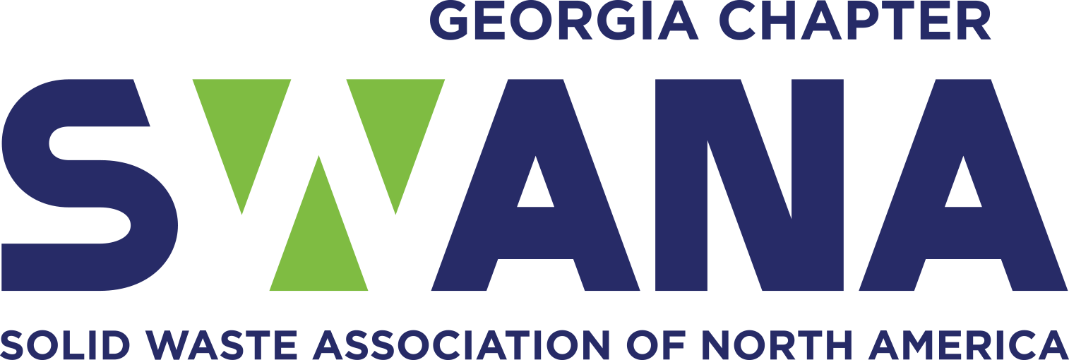 Georgia Chapter Solid Waste Association of North America (SWANA) logo