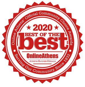 2020 Best of the Best Online Athens logo